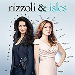Rizzoli and Isles (14x14 inch, 24x24 inch) Silk Poster PJ15-798F