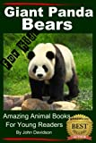 Pandas - For Kids - Amazing Animal Books for Young Readers