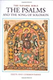 img - for The Navarre Bible: The Psalms and The Song of Solomon (The Navarre Bible: Old Testament) book / textbook / text book