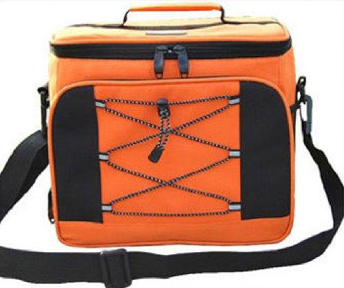Cooler Bag Lunch Bag 30Cm*20Cm*25Cm Orange