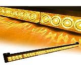 Padhome LED Emergency Warning Traffic Advisor Vehicle LED Strobe Light Bar (35.5