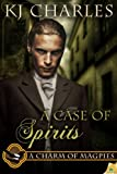 A Case of Spirits (A Charm of Magpies)