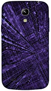 Timpax protective Armor Hard Bumper Back Case Cover. Multicolor printed on 3 Dimensional case with latest & finest graphic design art. Compatible with only Samsung I9190 Galaxy S4 mini. Design No :TDZ-20122