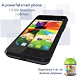 """Ayane Smart Projector Phone with Built in 42"""" Projector. (Black/grey)"""