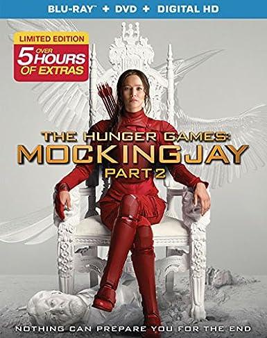 The Hunger Games: Mockingjay Part 2 [Blu-ray + DVD + Digital HD]