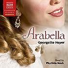 Arabella Hörbuch von Georgette Heyer Gesprochen von: Phyllida Nash