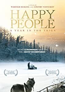 Happy People: A Year in the Taiga [Import]