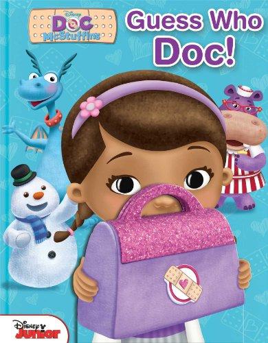 Disney Doc McStuffins Guess Who, Doc! PDF