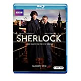 Sherlock: The Complete First Season [Blu-ray]by Benedict Cumberbatch