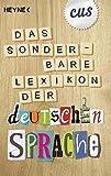 Das sonderbare Lexikon der deutschen Sprache