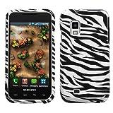 MyBat Samsung Fascinate / Mesmerize Phone Protector Cover - Zebra Skin