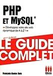 GUIDE COMPLET�PHP ET MYSQL