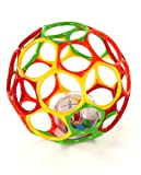 Rhino Toys 6-inch Oball with Rattle