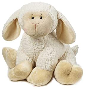 "Ganz Snuggle Lamb 16"" Plush"