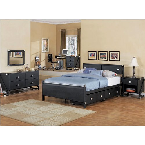 Cheap Z-Bedroom Kid's Set (Full) by Powell Furniture (354-set 354-045)