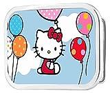 Hello Kitty Animated Character Kitty's Balloon Party Rockstar Belt Buckle