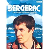 BERGERAC - SERIES 1 - COMPLETE [1981] [NON-USA Format / Import / Region 2 / PAL]