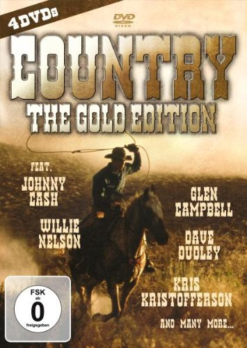 Country - The Gold Edition [4 DVDs]