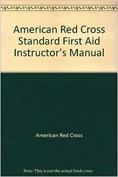 standard first aid manual pdf