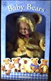 Best Deals Anne Geddes African Baby Bears Doll (15″) (1997)