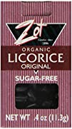 ZOT 100% Organic Licorice, Original,…