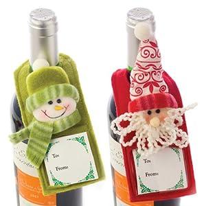 декорация на бутилка
