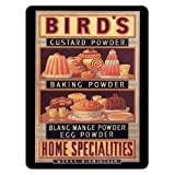 Bird's Custard Powder Fridge Magnet