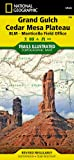 Grand Gulch, Utah - Trails Illustrated Map # 706 (National Geographic Maps: Trails Illustrated)