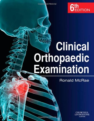 mcrae - clinical orthopaedic examination