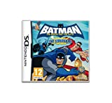 echange, troc Batman: Brave and The Bold (Nintendo DS) [import anglais]