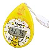 DESIGN FACTORY(デザインファクトリー) ロディ 携帯型熱中症計 ストラップ付き 6968 【熱中症予防】
