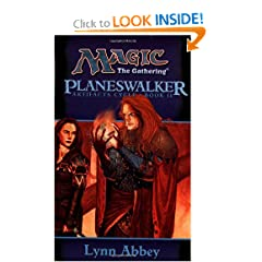 Planeswalker (Magic: The Gathering: Artifacts Cycle, Book II) by Lynn Abbey