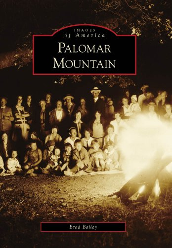 Palomar Mountain (Images Of America)