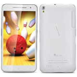 iBall Cuddle A4 Tablet (6.95 inch,16GB , Wi-Fi Only), Silk White