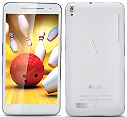 iBall Cuddle A4 Tablet (6.95 inch, 16GB , Wi-Fi Only), White