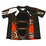 NERF DART TAG Official Competition Jersey - Orange (Small/Medium)