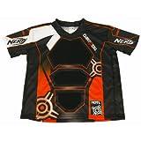 NERF Dart Tag Shirt Jersey Orange S/M