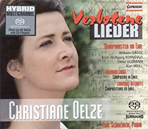 Vocal Recital: Oelze Christia