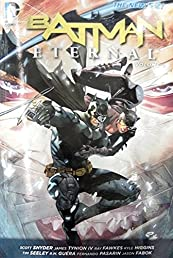Batman Eternal Vol. 2 (The New 52)