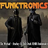 The Weeknd Starboy ft. Daft Punk REMIX Funktronics