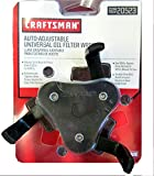 Universal Oil Filter Wrench Auto Adjustable-Craftsman