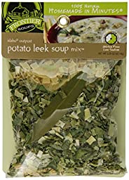 Frontier Soups Homemade In Minutes Soup Mix, Idaho Outpost Potato Leek, 3.25 Ounce