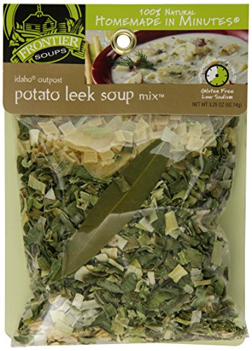 Frontier Soups Homemade In Minutes Soup Mix, Idaho Outpost Potato Leek, 3.25 Ounce (Idaho Food compare prices)