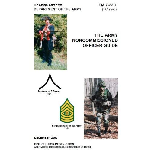 essay army fm 22-6