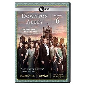 Masterpiece: Downton Abbey Season 6 by PBS (DIRECT)