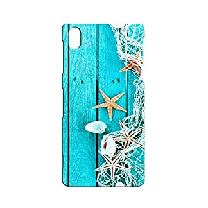 BLUEDIO Designer 3D Printed Back case cover for Sony Xperia Z5 - G3300