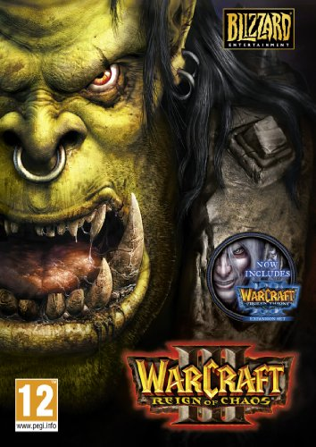 Warcraft 3 - Gold Edition (PC DVD) [Edizione: Regno Unito]