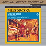 Mussorgsky:  Pictures at An Ex