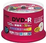 TDK 録画用DVD-R デジタル放送録画対応(CPRM) 1-16倍速対応 パールカラーディスク 50枚パック DR120DC50PUD