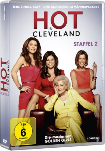 Hot in Cleveland - Staffel 2 [3 DVDs]